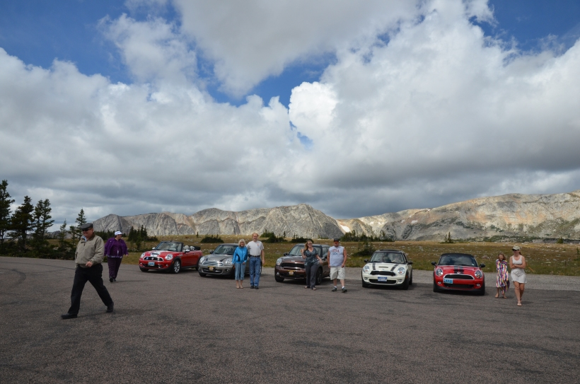 Car Club Tour